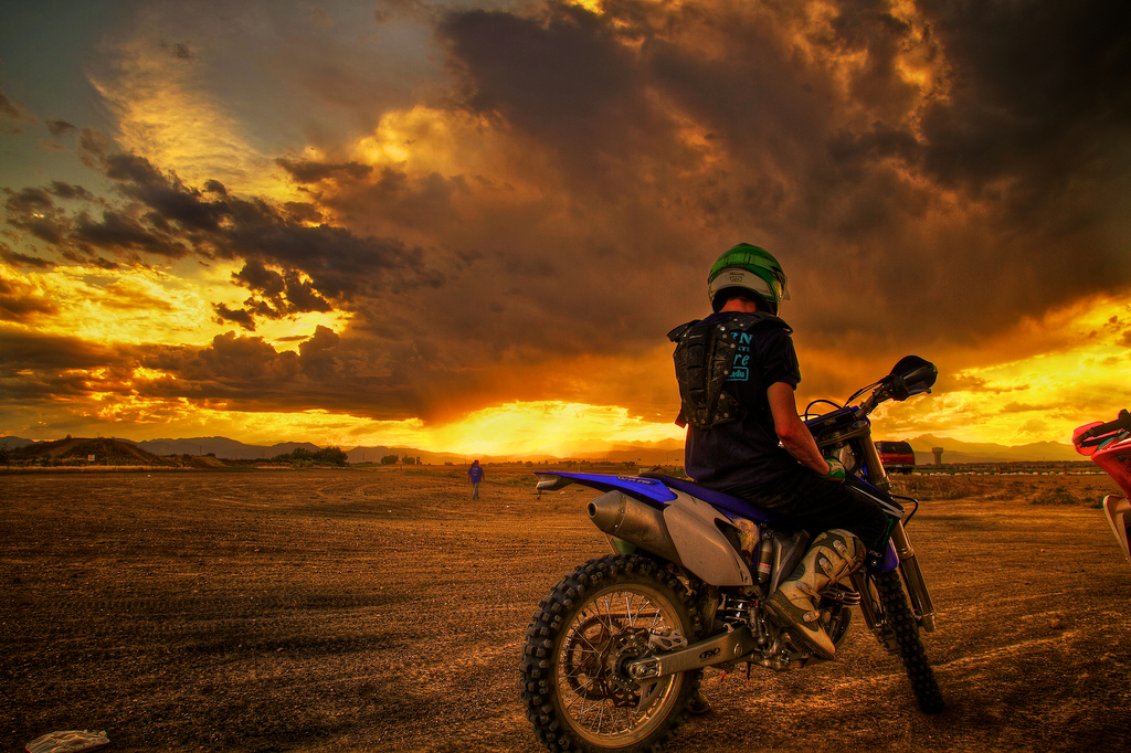 Kill the Dirt Track, Watch Sunset, Repeat