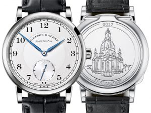 A. Lange & Söhne 1815 Dresden Boutique 10th Anniversary Edition Watch Watch Releases