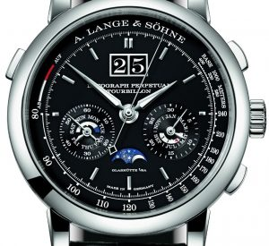 A. Lange & Söhne Datograph Perpetual Tourbillon Watch Watch Releases