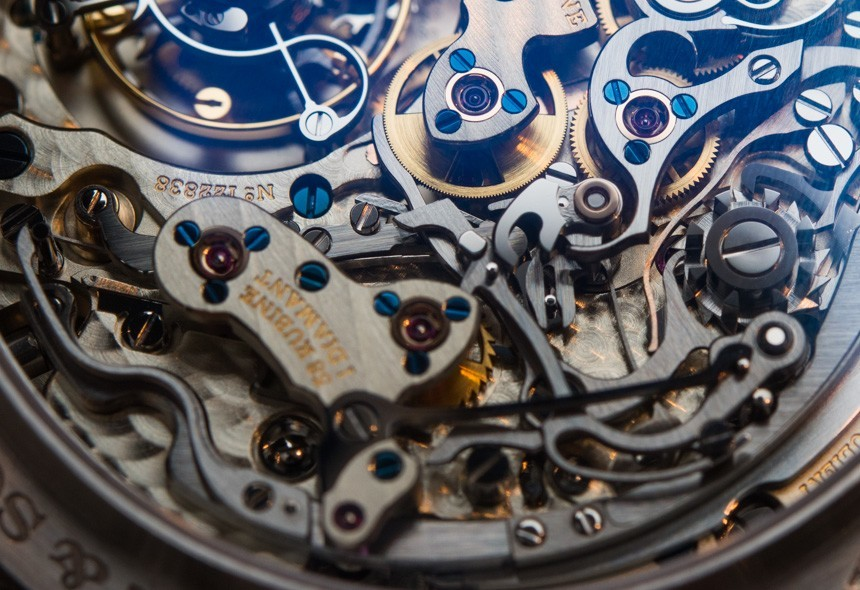 A. Lange & Söhne Datograph Perpetual Tourbillon Watch Hands-On Hands-On