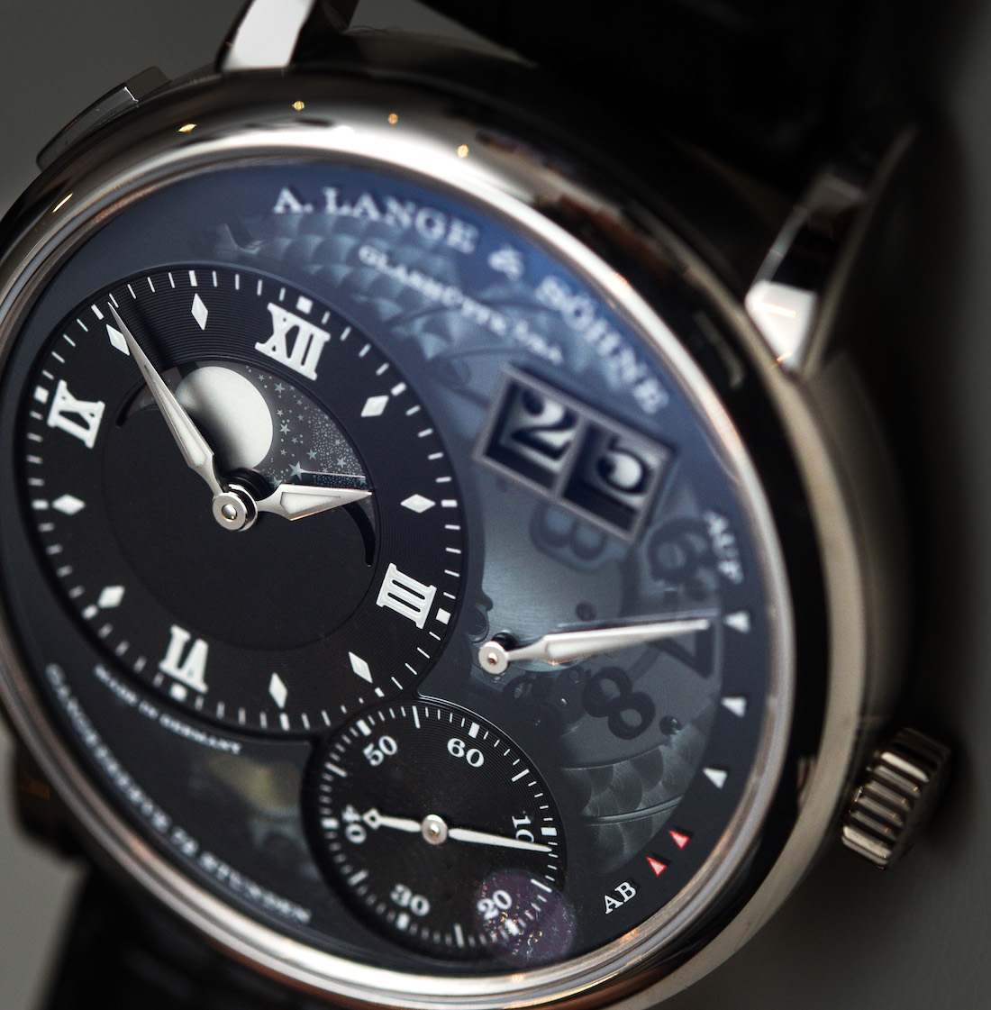 A. Lange & Söhne Grand Lange 1 Moon Phase 'Lumen' Watch Hands-On