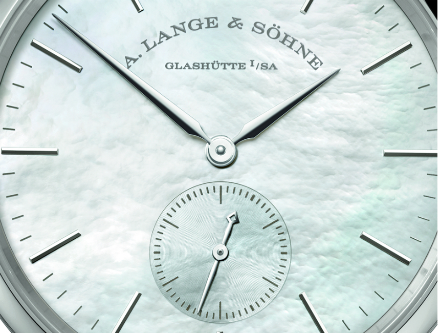 A. Lange & Söhne Saxonia & Lange 31 Watches Updated For SIHH 2017 Watch Releases