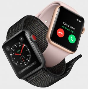 Apple Watch Series 3 With Built-In Cellular Means Standalone Smartwatch Watch Releases