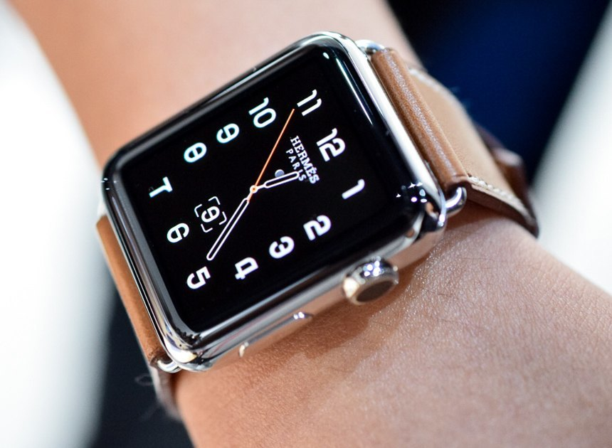 Apple Watch Hermes With New Straps & Dials