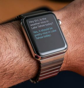 Apple Watch Hands-On: The Wristwatch Just Caught Up To The 21st Century Hands-On