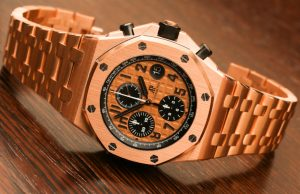 Audemars Piguet Royal Oak Offshore 42mm Watches New For 2014 Hands-On Hands-On