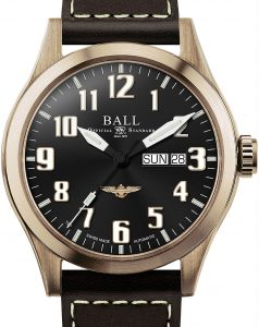 Ball Engineer III Bronze Star & Silver Star Watches Watch Releases