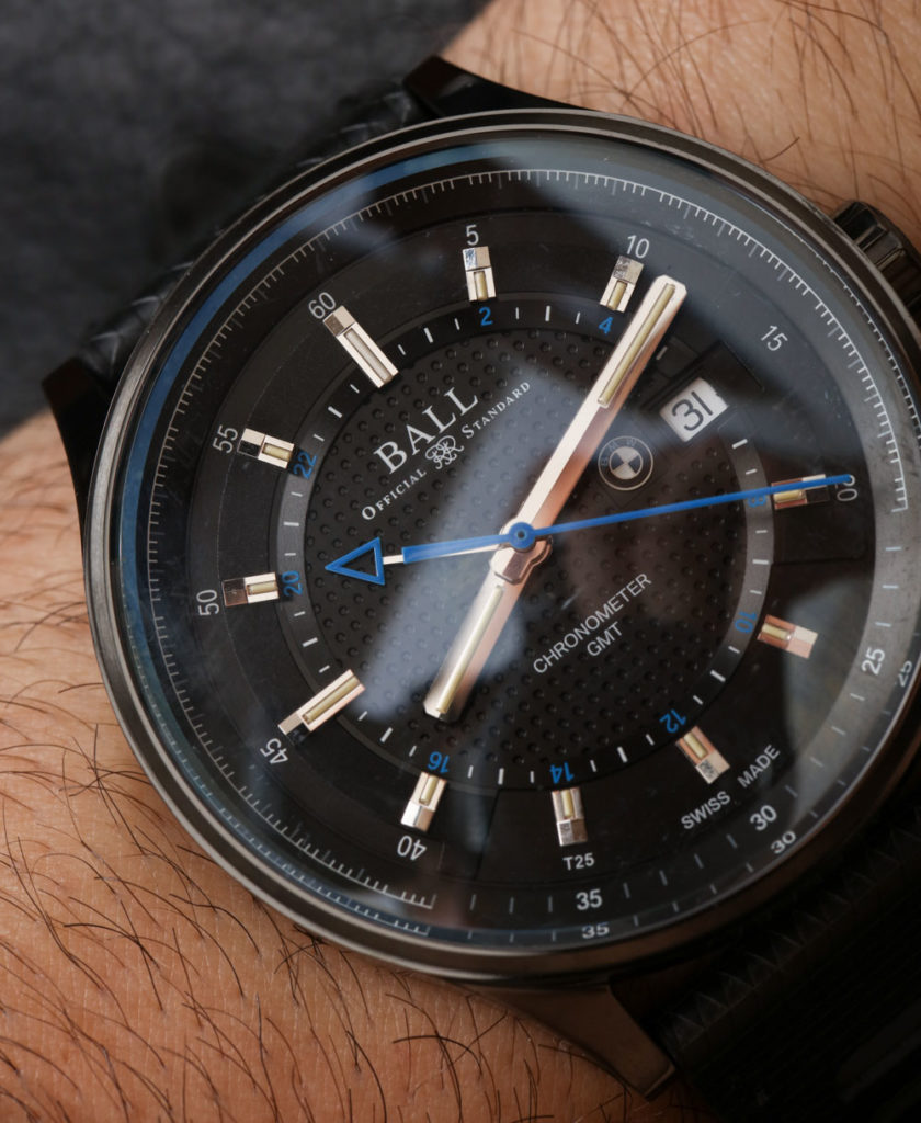 Ball For BMW GMT Limited Edition Watch: Sold With Future In Mind
