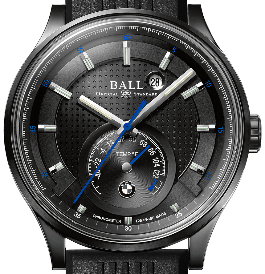 Ball For BMW TMT Chronometer Watch Taking Preorders