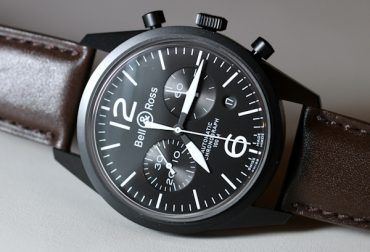 Bell & Ross Vintage Original BR 126 Watch Review Wrist Time Reviews