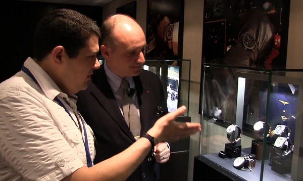 Video Interview: Bell & Ross Introduces New Watches At Baselworld 2013 ABTW Interviews