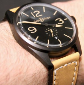 Bell & Ross Vintage BR 123 & 126 Heritage Watches Watch Releases