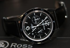 Bell & Ross Vintage BR Sport Watch Hands-On Hands-On