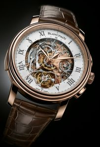 Blancpain Carrousel Minute Repeater Chronograph: First Watch With All Three Complications Together Watch Releases