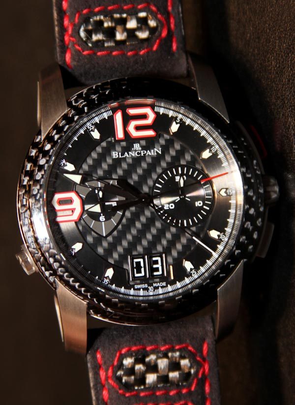 Blancpain L-Evolution Split Seconds Flyback Chronograph Watch Hands-On Hands-On