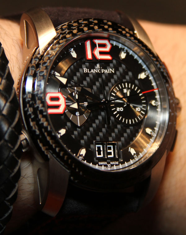 Blancpain L-Evolution Split Seconds Flyback Chronograph Watch Hands-On