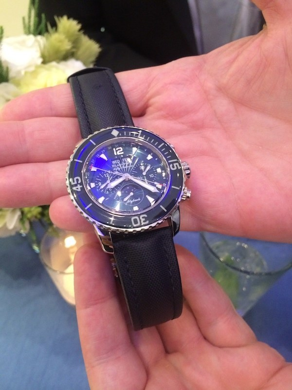 Event Recap: Blancpain Watches At Tourbillon Store In San Francisco Shows & Events