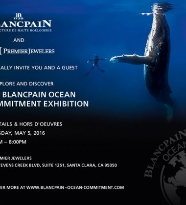 Blancpain Ocean Commitment Event At CH Premier In Santa Clara May 5, 2016 Shows & Events