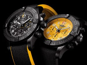 Breitling Avenger Hurricane 45 Watch Now In More Wearable Size Watch Releases
