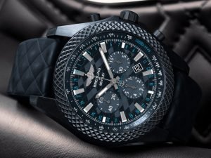 Breitling Bentley GT 'Dark Sapphire' Edition Watch Watch Releases
