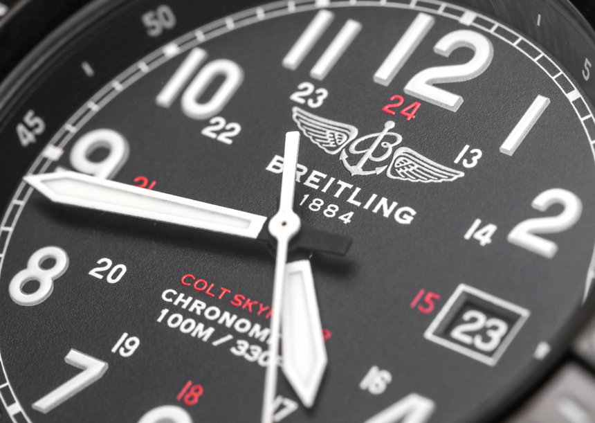Cost Of Entry: Breitling Watches
