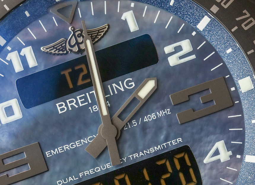 Breitling Emergency II Watch Review Wrist Time Reviews
