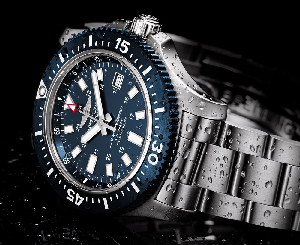 Breitling Superocean 44 Special Watch New Variations