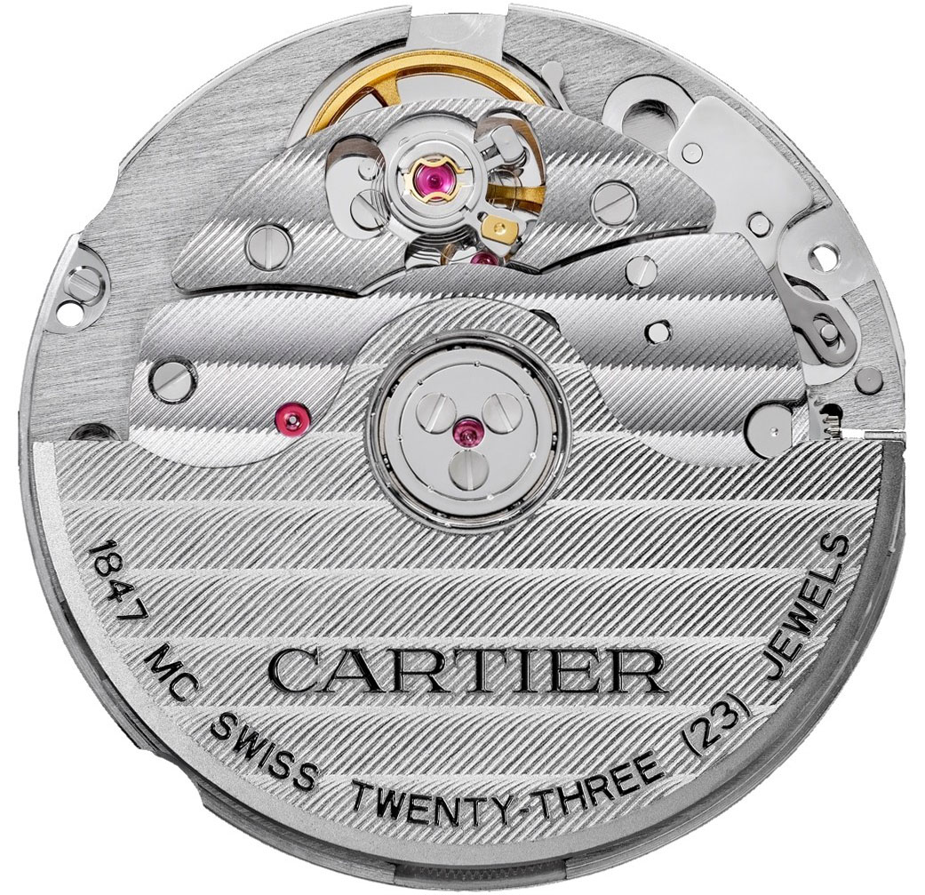 Cost Of Entry: Cartier Watches Feature Articles