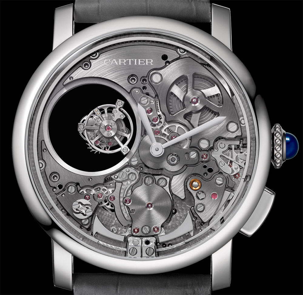 Cartier Rotonde De Cartier Watches In Movies Replica Minute Repeater Mysterious Double Tourbillon Watch Watch Releases