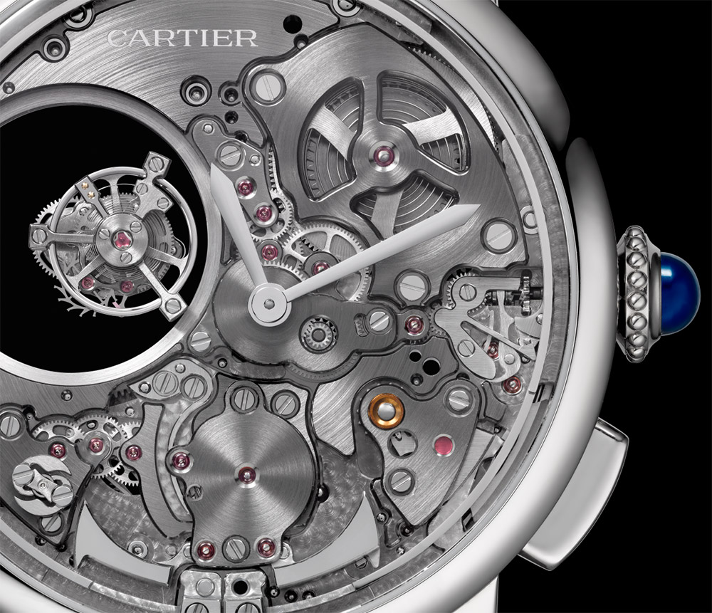 Cartier Rotonde De Cartier Watches Youtube Replica Minute Repeater Mysterious Double Tourbillon Watch Watch Releases