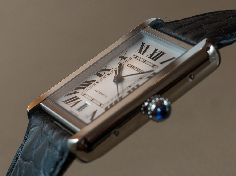 Cost Of Entry: Cartier Vintage Watches Tank Replica Watches Feature Articles