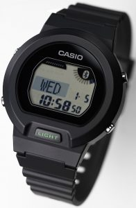 Casio Bluetooth Watch For Smart Phones Watch Releases
