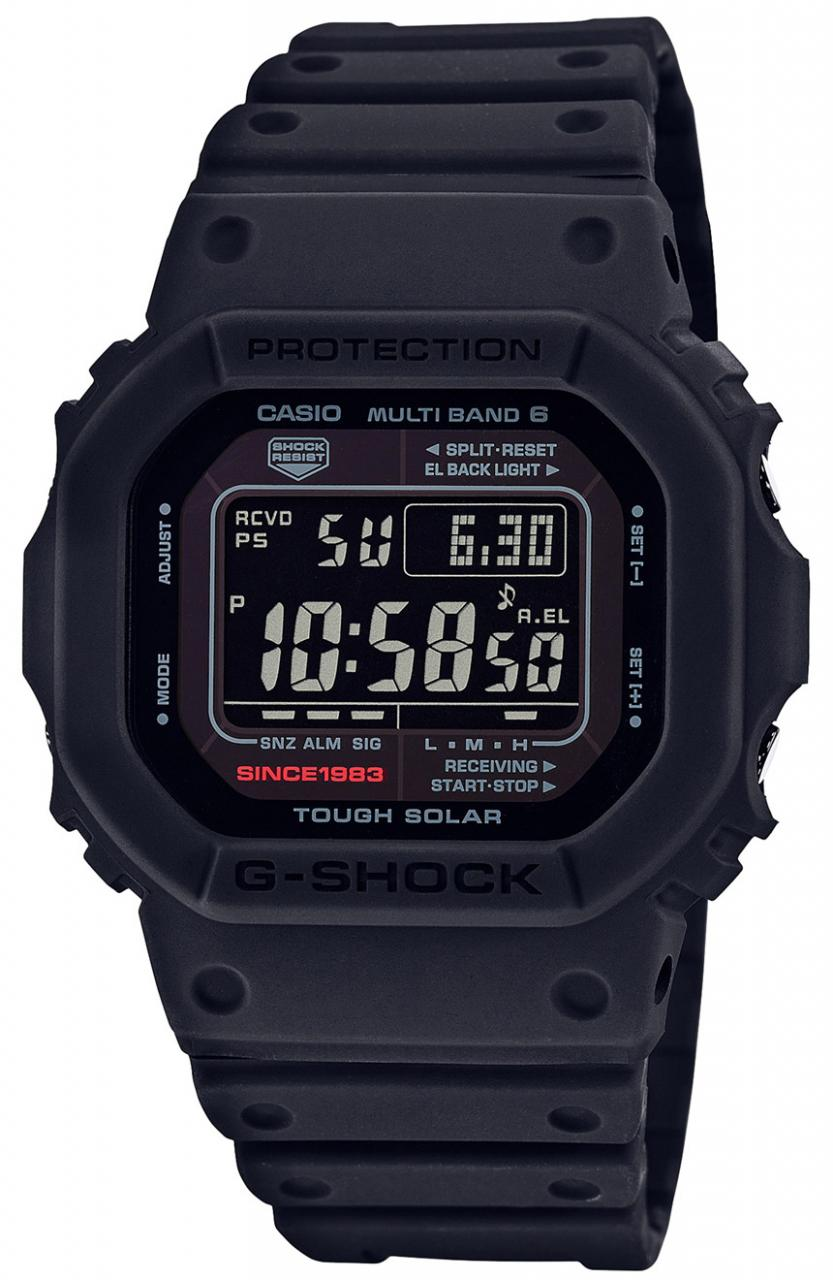 Casio G-Shock 35th Anniversary Collection Watches Watch Releases