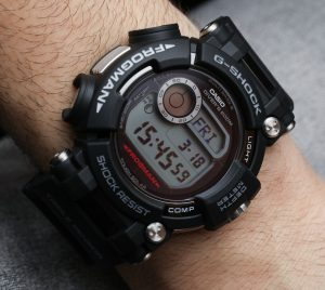 Casio G-Shock Frogman GWF-D1000 Hands-On: The Ultimate Diving Tool Watch Hands-On