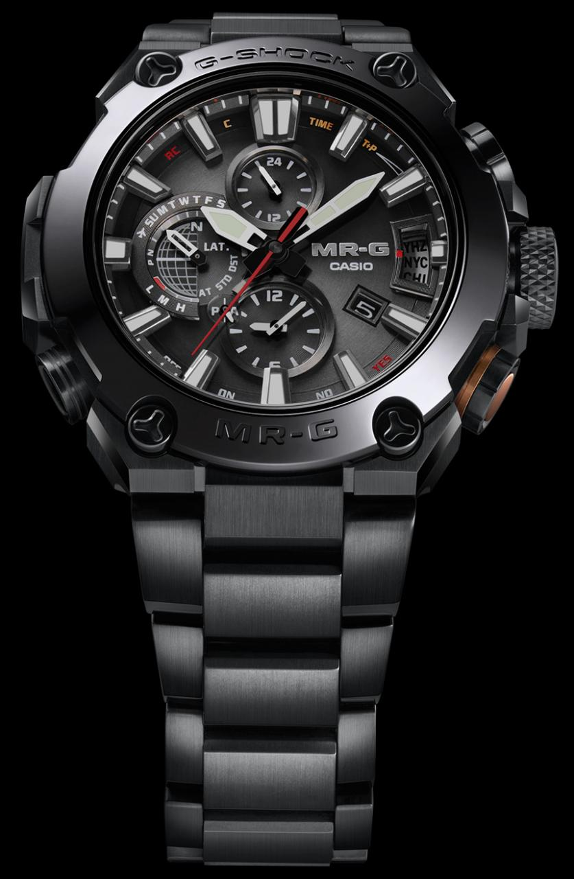 Casio G-Shock MR-G Connected Watches