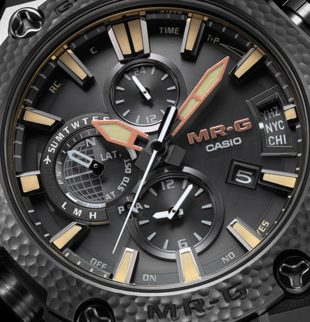 Casio G-Shock MR-G Connected Watches Watch Releases