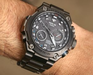 Casio G-Shock MR-G MRGG1000B-1A Watch Review: The Luxury Beater Wrist Time Reviews