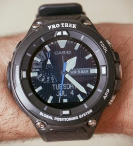 Casio Pro Trek Smart WSD-F20 Watch Review Wrist Time Reviews