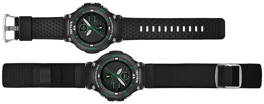 Casio Pro Trek WSD-F20X Smart Outdoor Watch Watch Releases
