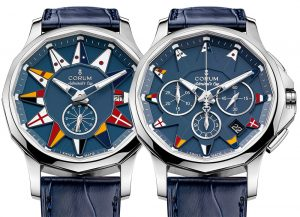 Corum Admiral Legend 42 Watches Watch Releases