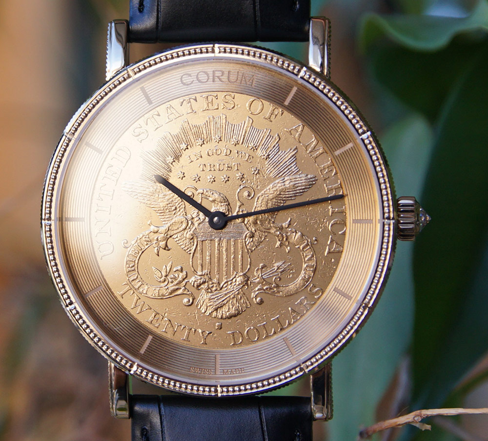 Corum Heritage Artisans Coin Watches For 2017 Watch Releases