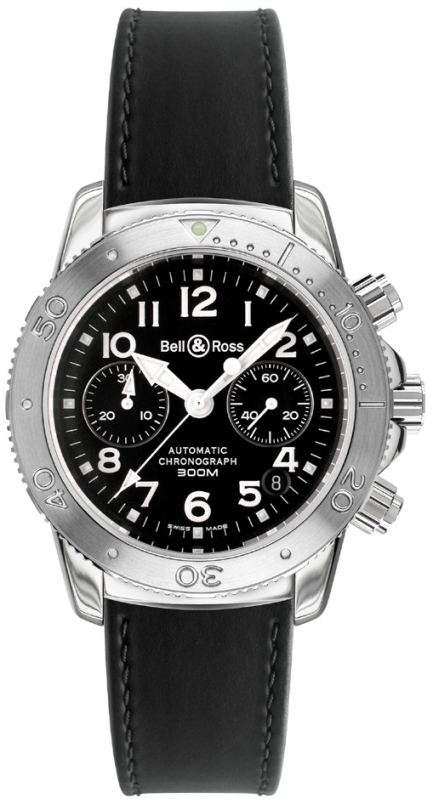 Bell & Ross Diver 300 Chronograph Watch Available On James List Sales & Auctions