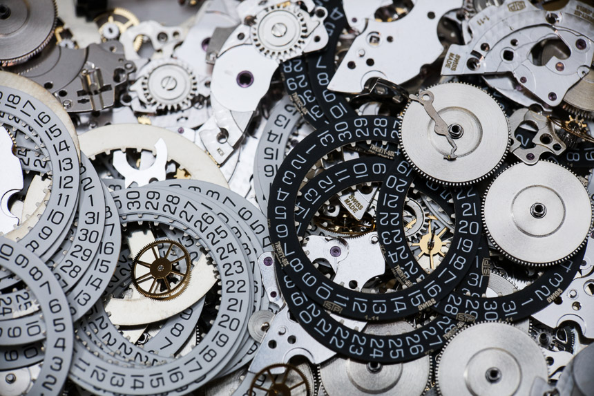 A Visit To STP Watch Movement Manufacture: Fossil Group's Answer To ETA