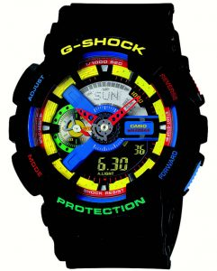 Casio Dee & Ricky G-Shock GA110DR-1A Watch Watch Releases