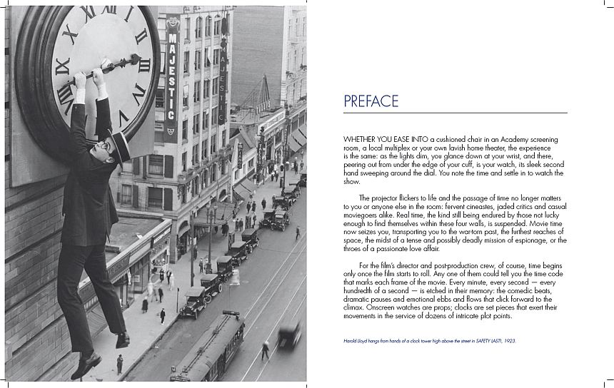 New Girard-Perregaux Book Brings Watches To The Movies Book Reviews