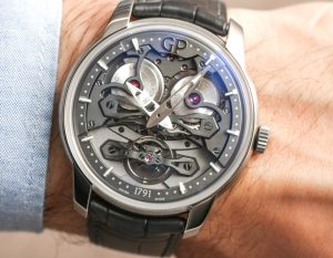 Girard-Perregaux Neo Bridges Watch Hands-On Hands-On