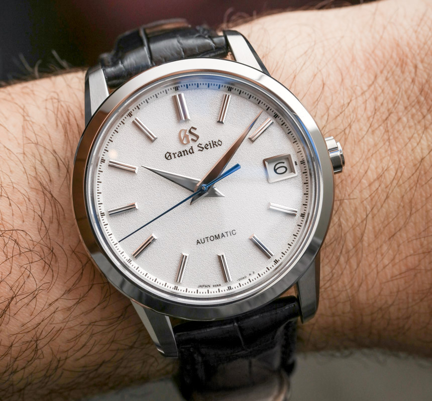 Grand Seiko Event At Topper Fine Jewelers On Thursday, May 11