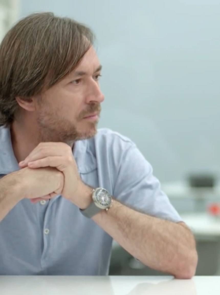 Apple Hires Marc Newson, iWatch Smartwatch Watches Likely To Be Designed With His Help