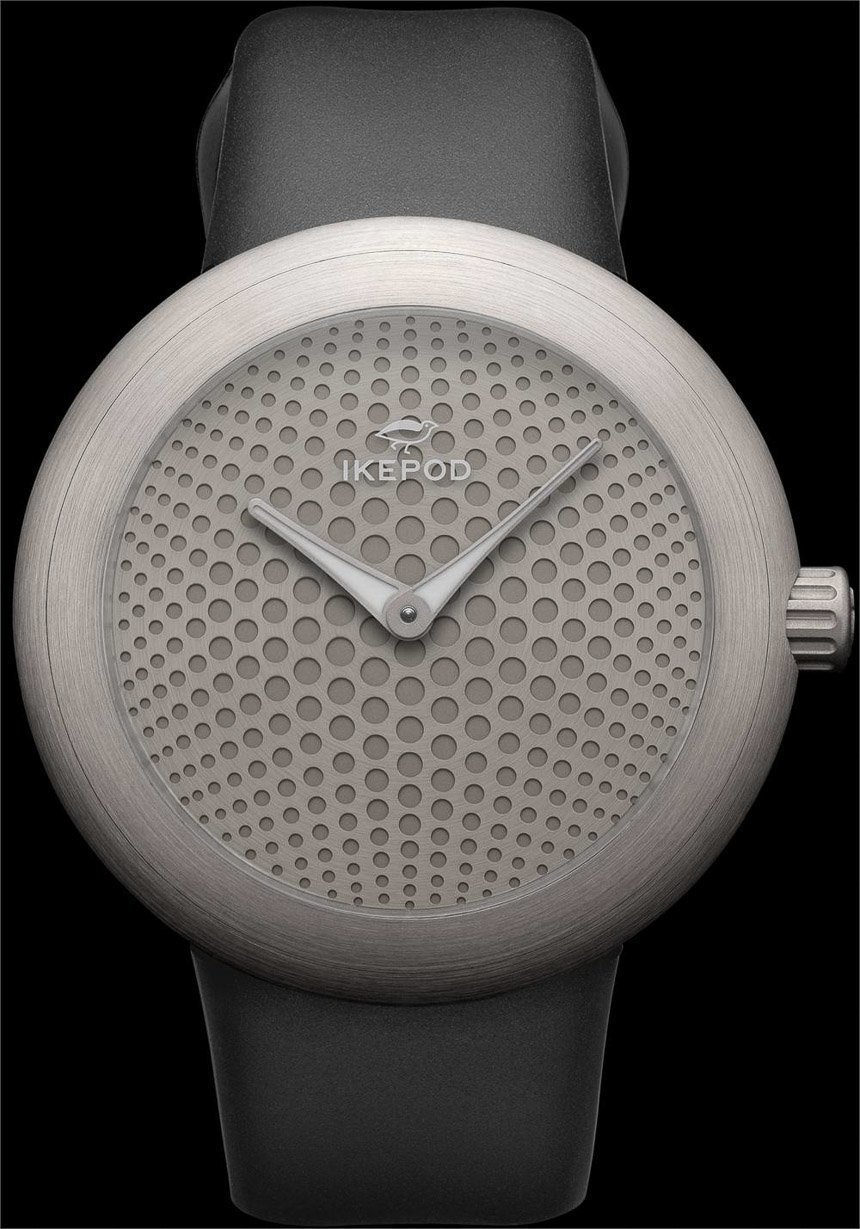 10 Interesting Facts About Marc Newson's Watch Design Work At Ikepod Feature Articles