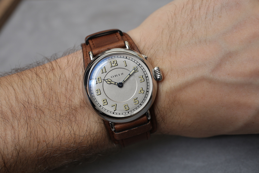 Oris Big Crown 1917 Limited Edition Watch Hands-On Hands-On